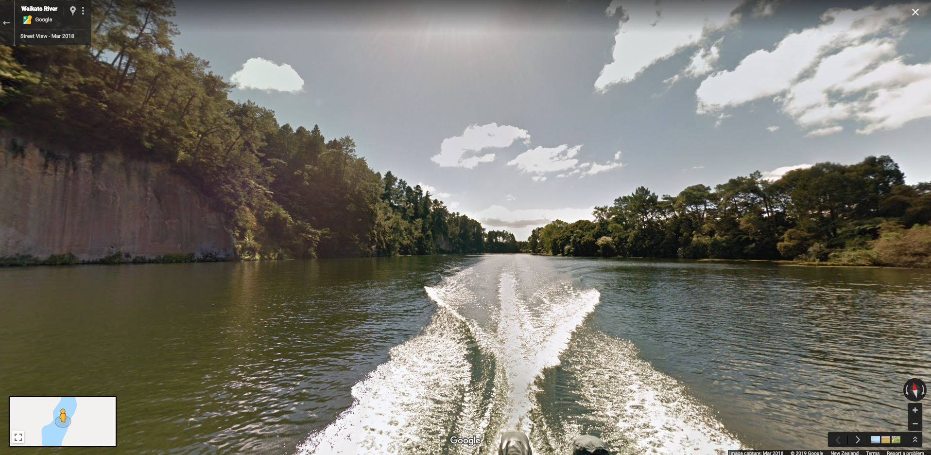Waikato River added to Google Street View | Te Ao Māori News