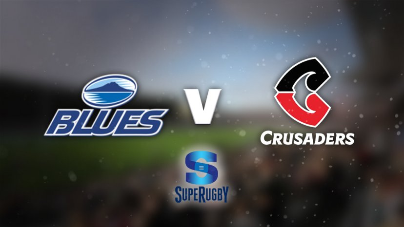 Blues refuse to give up but Crusaders a powerhouse