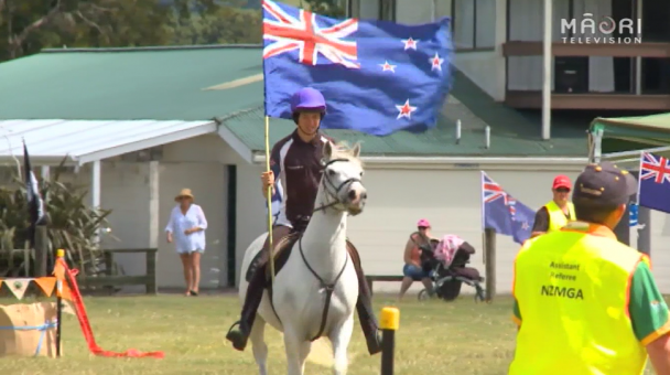 Five Nations Mounted Games Kaikohe