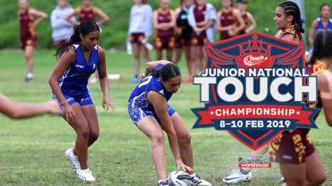 2019 Bunnings Junior National Touch