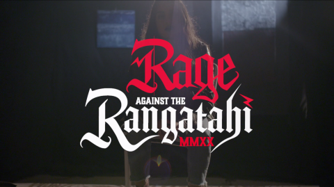 Rage Against the Rangatahi