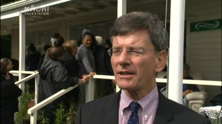 Minister Chris Finlayson - Photo / File
