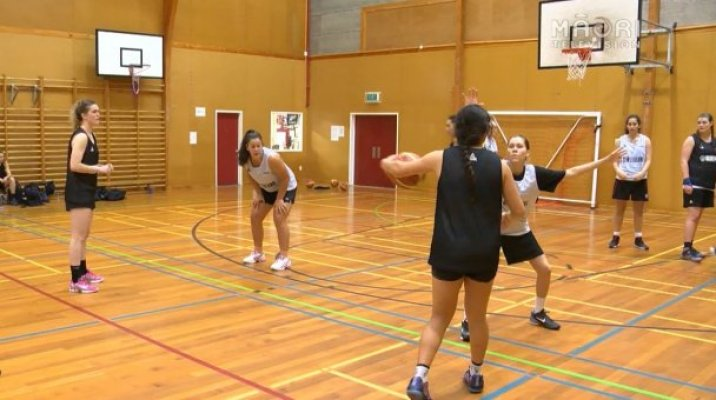Tall Ferns prepare for upcoming world qualifiers