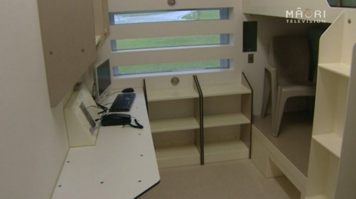 New prison cells equipped with computer and telephone - Photo / file