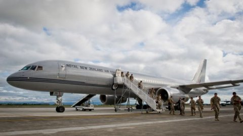 Image provided by New Zealand Defence Force